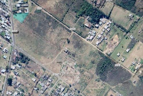 gran terreno de 63.000 m2 con frente a dos cw55214