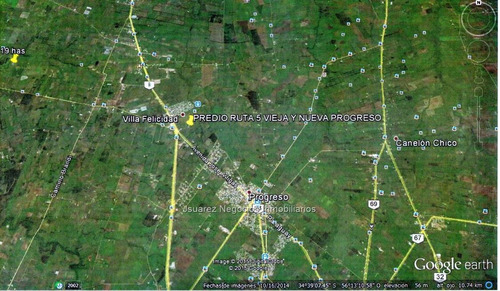 gran terreno en cruce de rutas cw76400