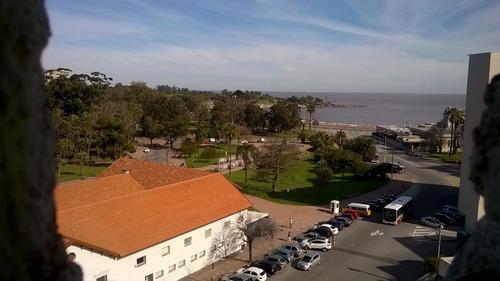 gran vista parque y mar, 5ª piso al frente, excelente lugar.