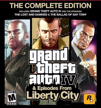 grand theft auto iv (gta 4) complete edition (pc) español