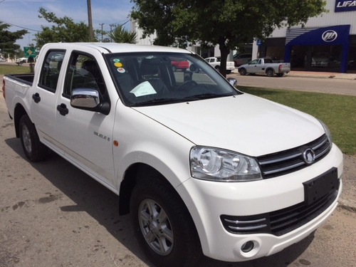great wall wingle 5e luxury doble cabina 2.200 cc. año 2019