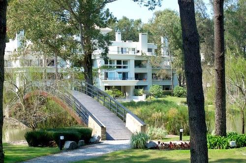 green park, solanas, punta del este - 2 ambientes 5 personas