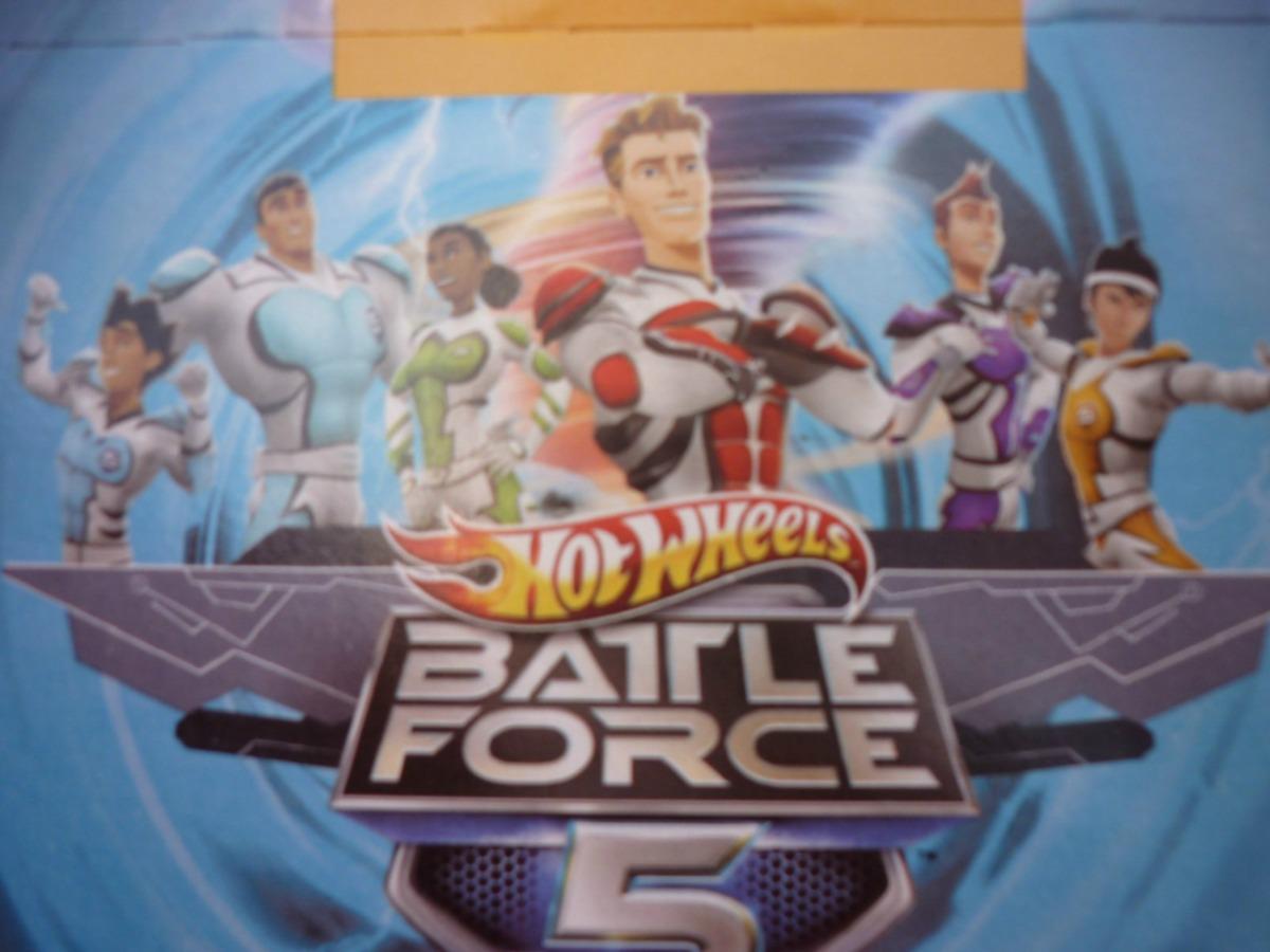 Grimian Hot Wheels Battle Force 5 Fused Mc Donalds 19900 En Cargando Zoom