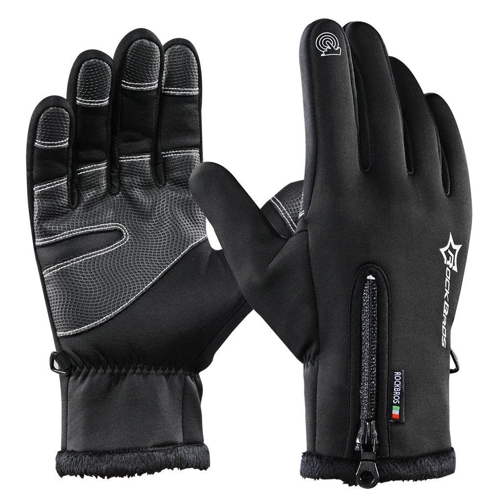 guantes de invierno de rockbros warm para hombre guantes. Cargando zoom. 76f022fb03d