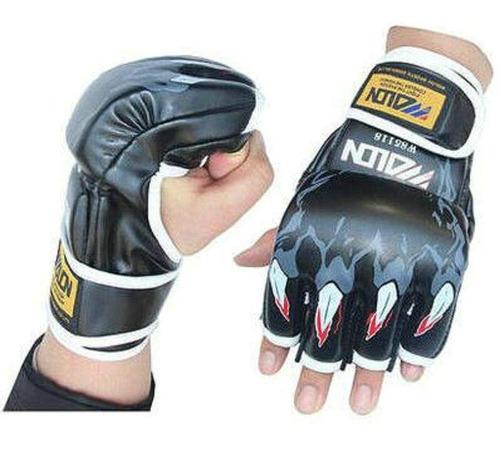 guantes mma boxeo varios colores - mundo trabajo