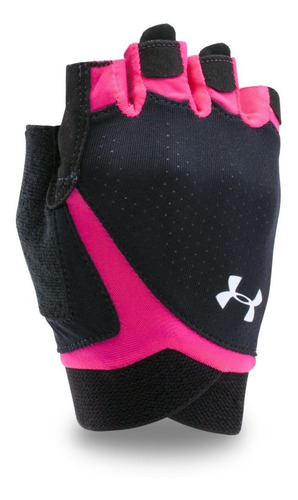 guantes under armour training black - under armour