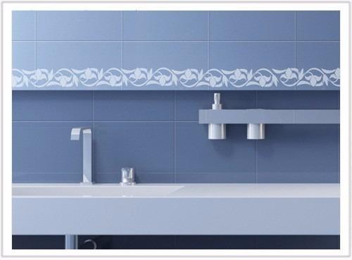 guardas de pared | vinilo de corte 1m x10 cm | vinilo design