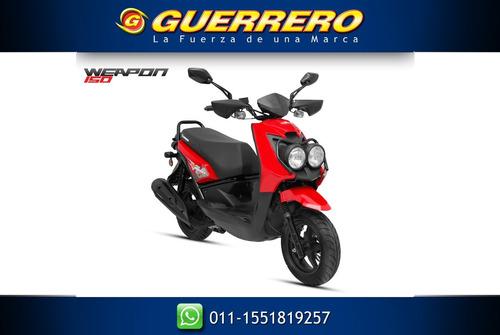 guerrero weapon 150
