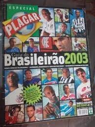 guia brasileirao 2003 placar