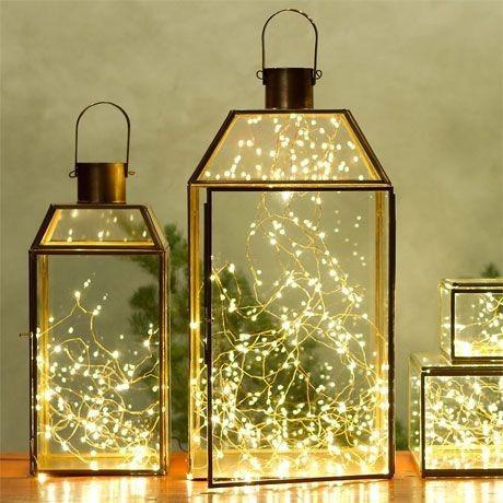guia de mini luces led x30 3m decoración luciernagas a pila