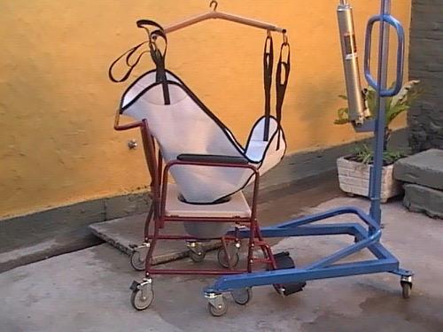 guinches ortopedicos, gruas levanta personas:.quee ayudaa!!!