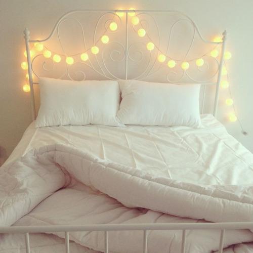 guirnalda de luces esferas hilo -  a brillar mi amor.