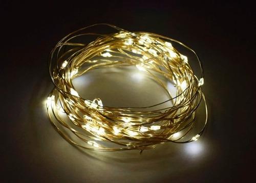 guirnalda de luces luciérnagas solares a brillar mi amor.