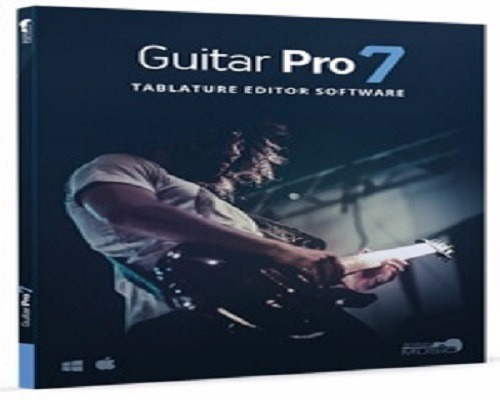 guitar pro 7.5 win activación + soundbank  +60 mil tab