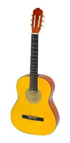 guitarra clásica acústica de calidad funda de obsequio loi