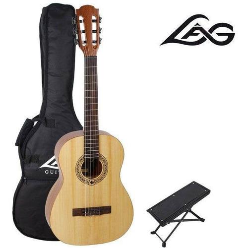 guitarra clasica pack lag occitania oc44