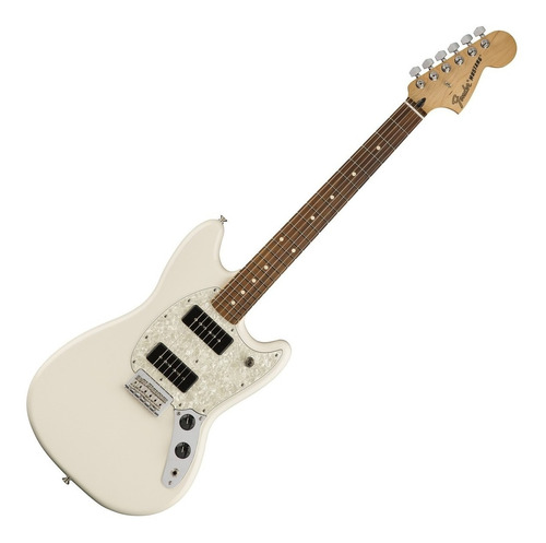 guitarra eléctrica fender offset mustang