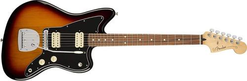 guitarra electrica fender player jazzmaster pau ferro 3 col