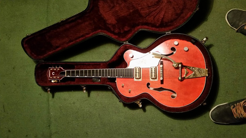 guitarra electrica gretsch chet atkins 6120 impecable