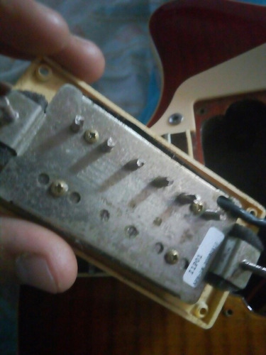 guitarra eléctrica samick,