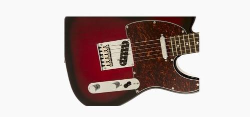 guitarra electrica squier by fender telecaster standard