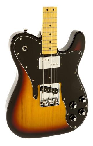 guitarra squier by fender vintage modified tele custom 3ts