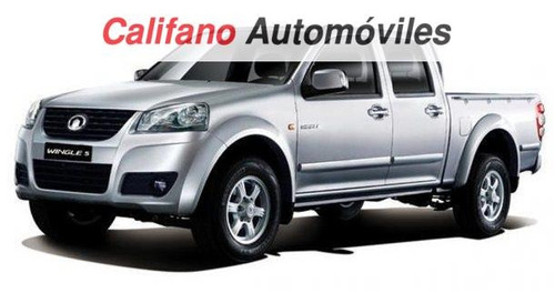 gwm wingle 5 doble cabina luxury 2.2l 2019 0km