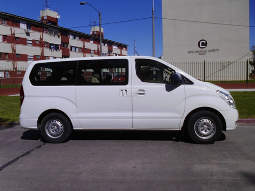h1 2.5 grand starex 2.5 diesel  mini bus 12 pasajeros