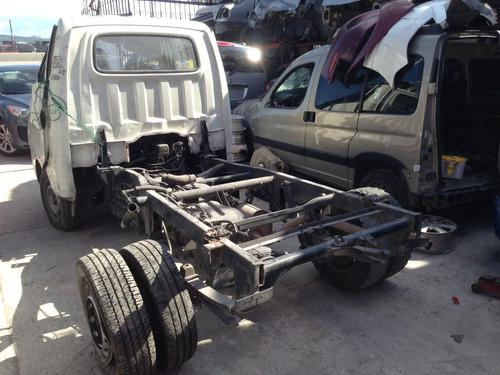 h100 diesel 2009 por partes - s a q -