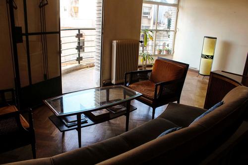 habitación compartida en apartamento sobre 18 de julio