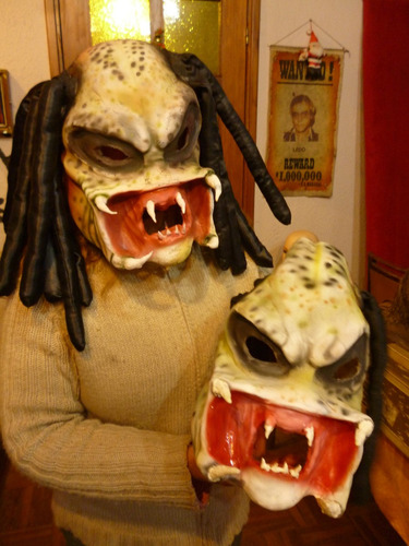 halloween, mascaras, protesis, maquillaje.
