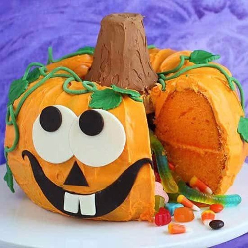 halloween! tortas