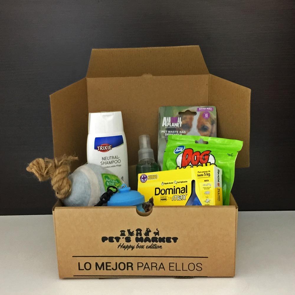 Happybox Productos Para El Cuidado De Tu Mascota Gatos 750