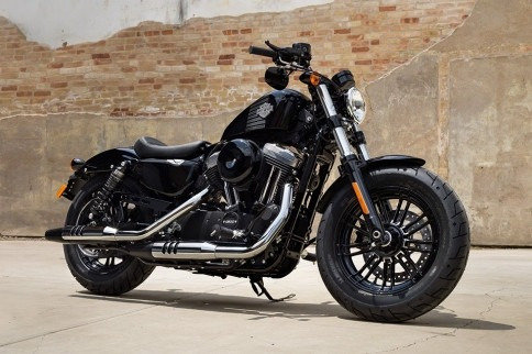 harley-davidson sportster forty-eight 0km.