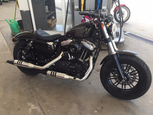harley forty