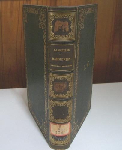 harmonies poétiques et religieuses - lamartine - año 1855