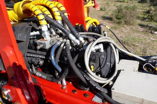harvester cosecha forestal, dossan+ sp maskiner, finan.h24m