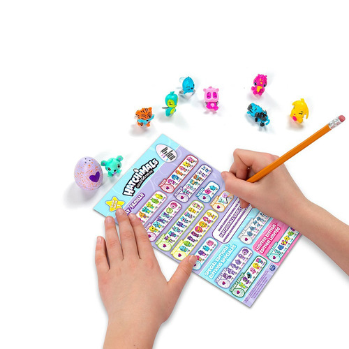 hatchimals coleccionable pack simple - mosca