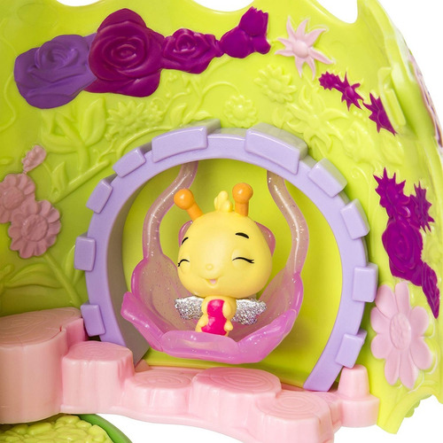 hatchimals - coleccionables playset jardín secreto