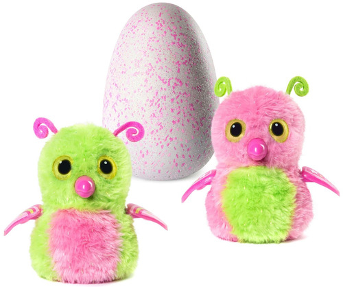 hatchimals glittering garden - hatching egg - criatura in