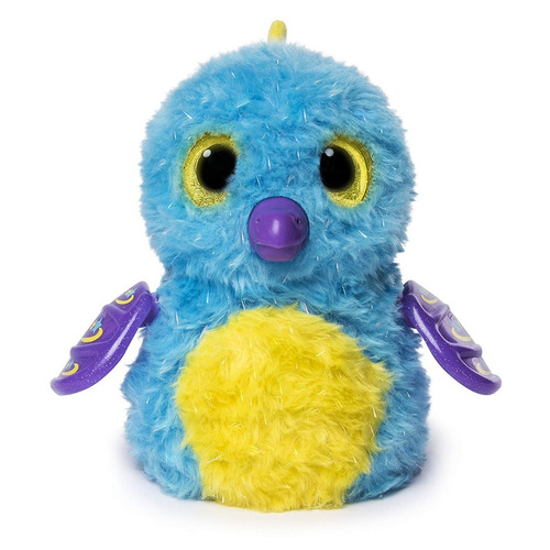 hatchimals - huevo sorpresa glitter draggle