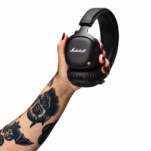 headphone marshall mid bluetooth 30hrs+ de música