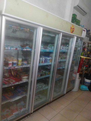 heladera comercial
