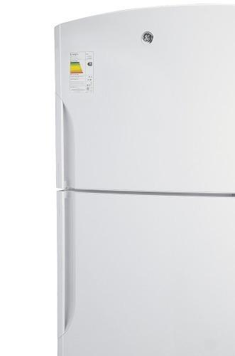 heladera con freezer general electric