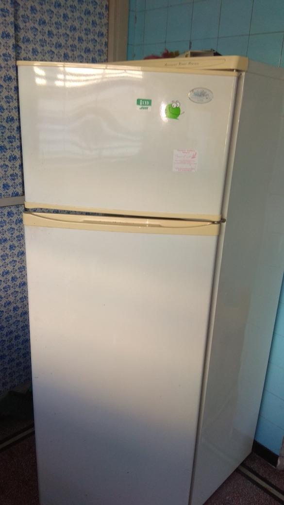 Heladera Con Freezer Sanyo Cargando Zoom