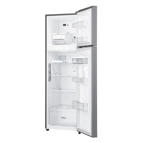 heladera frío seco lg omega 6 inverter inox dispenser ebz