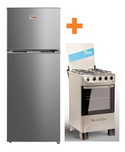 heladera tem frio seco plateada a + cocina tem supergas