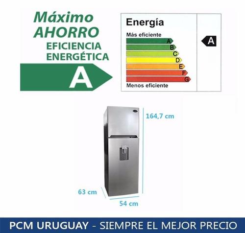 heladeras james j300 frio seco dispensador eficiencia a pcm