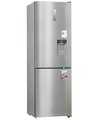 heladeras philco 350l inox freezer frio seco display pcm