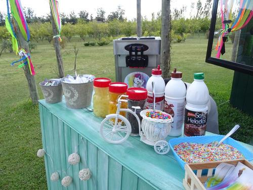 helados soft para tu fiesta o evento
